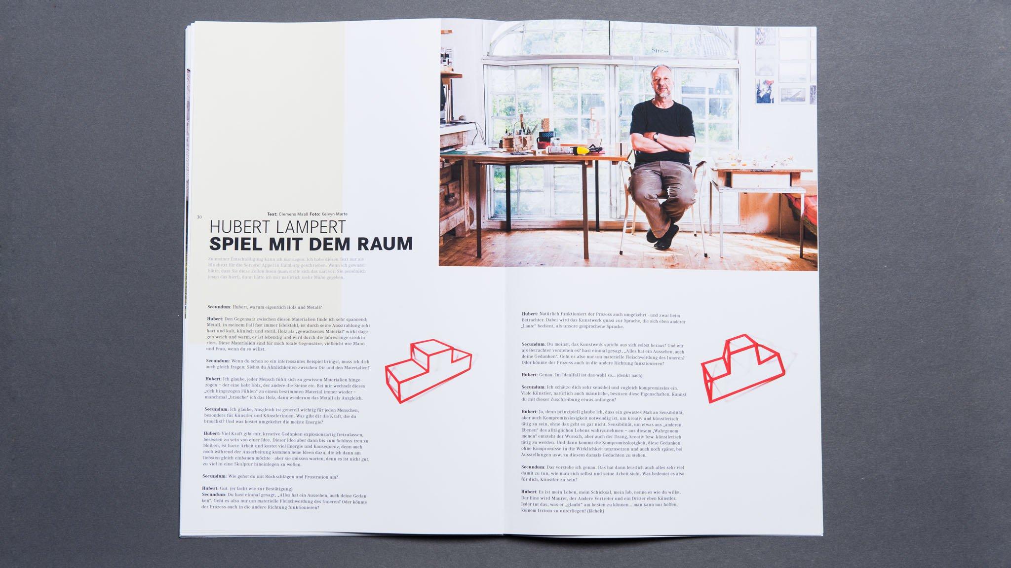 Secundum – Architecture Magazine